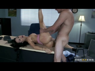 Exotic girl fucked by her boss on the table